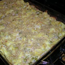 Campbell's Kitchen Tuna Noodle Casserole