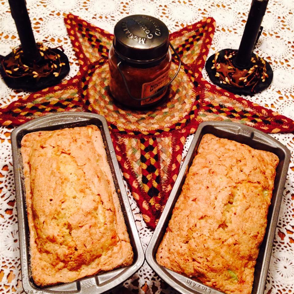 Ellen's Lemon Zucchini Bread b777m