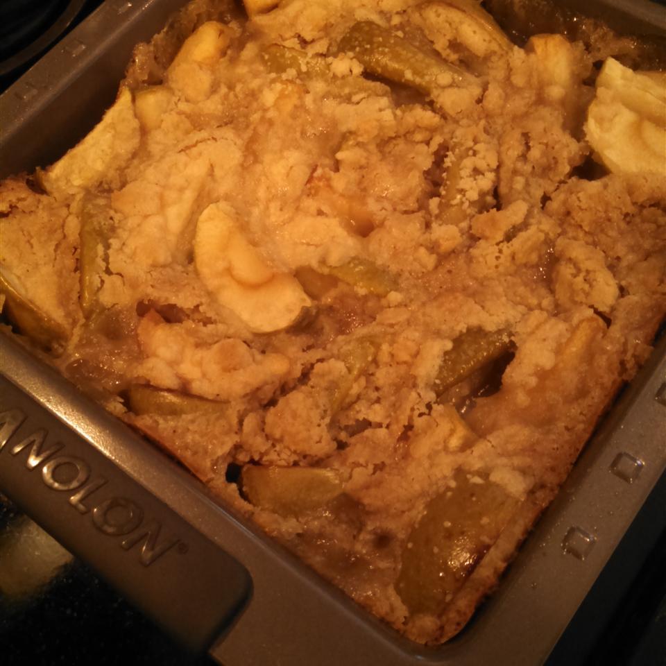 Apple Cobbler Crumble