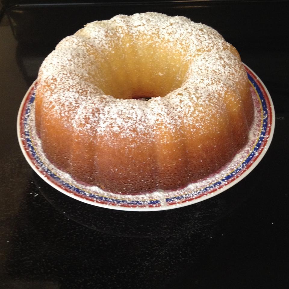 Grandma's Sour Cream Pound Cake Marya Wroten