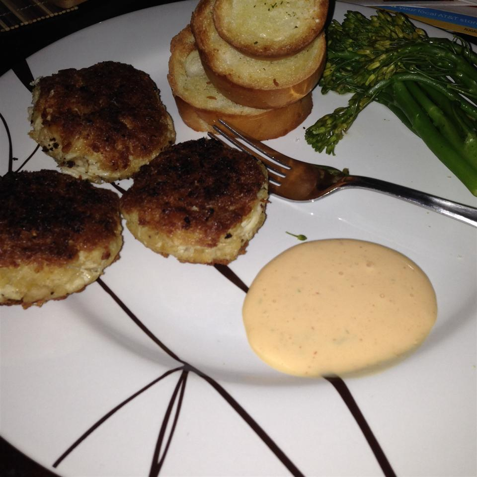 Crab Cakes III Brittany Bartos