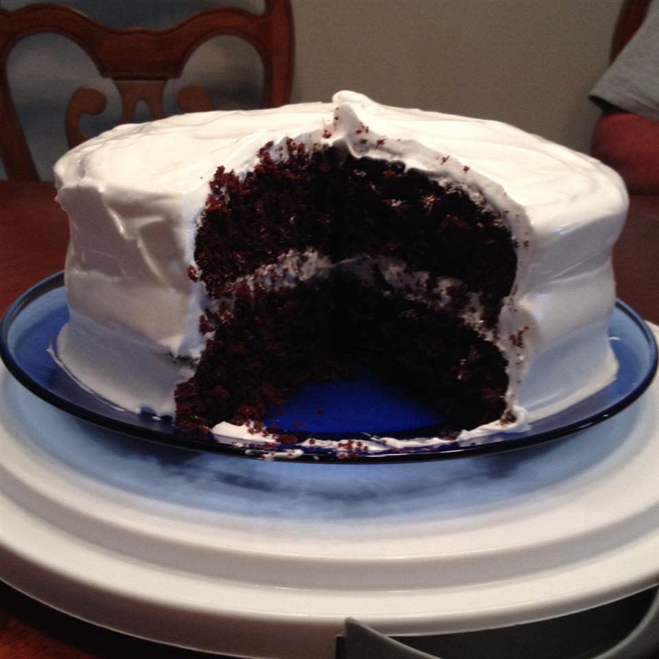 Devil's Food Cake I Tasena