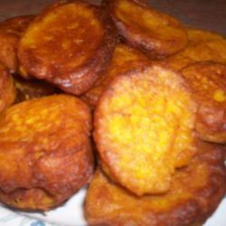 Pumpkin Fritters Yarie