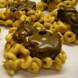 Homemade Peanut Butter Chews