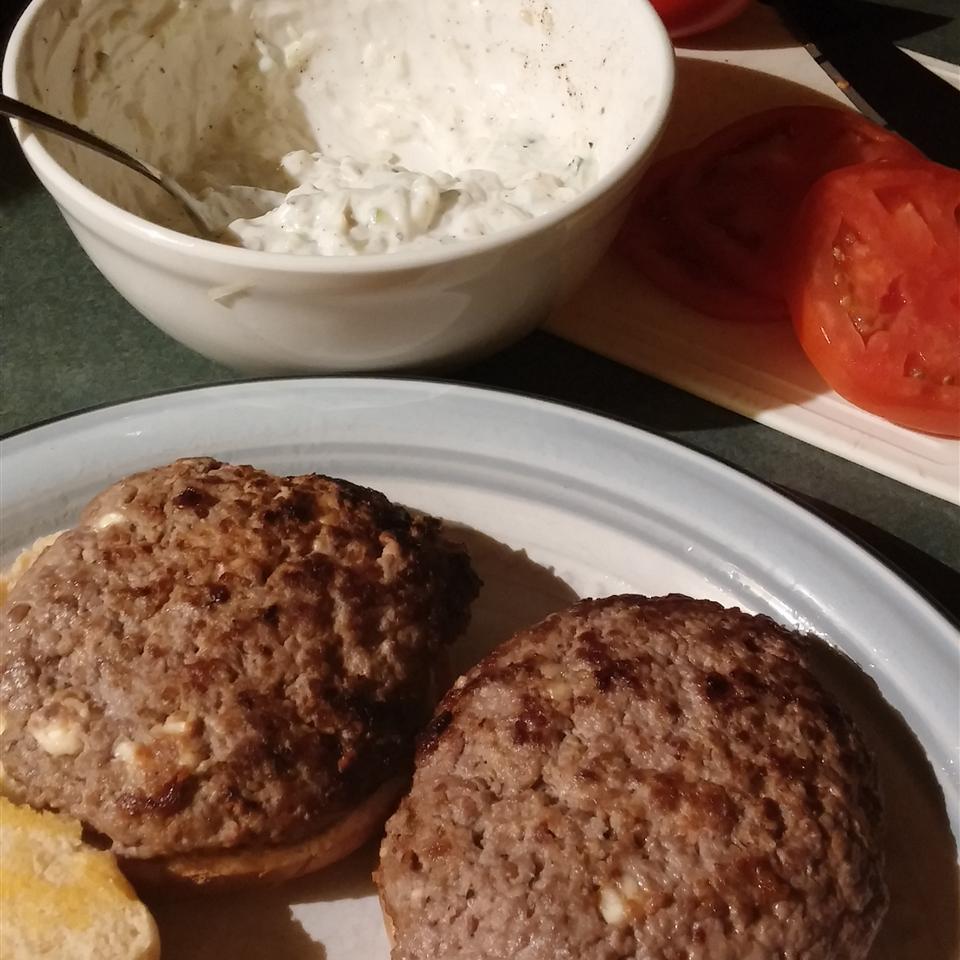 Lamb Burgers Donna Valentine Mathews