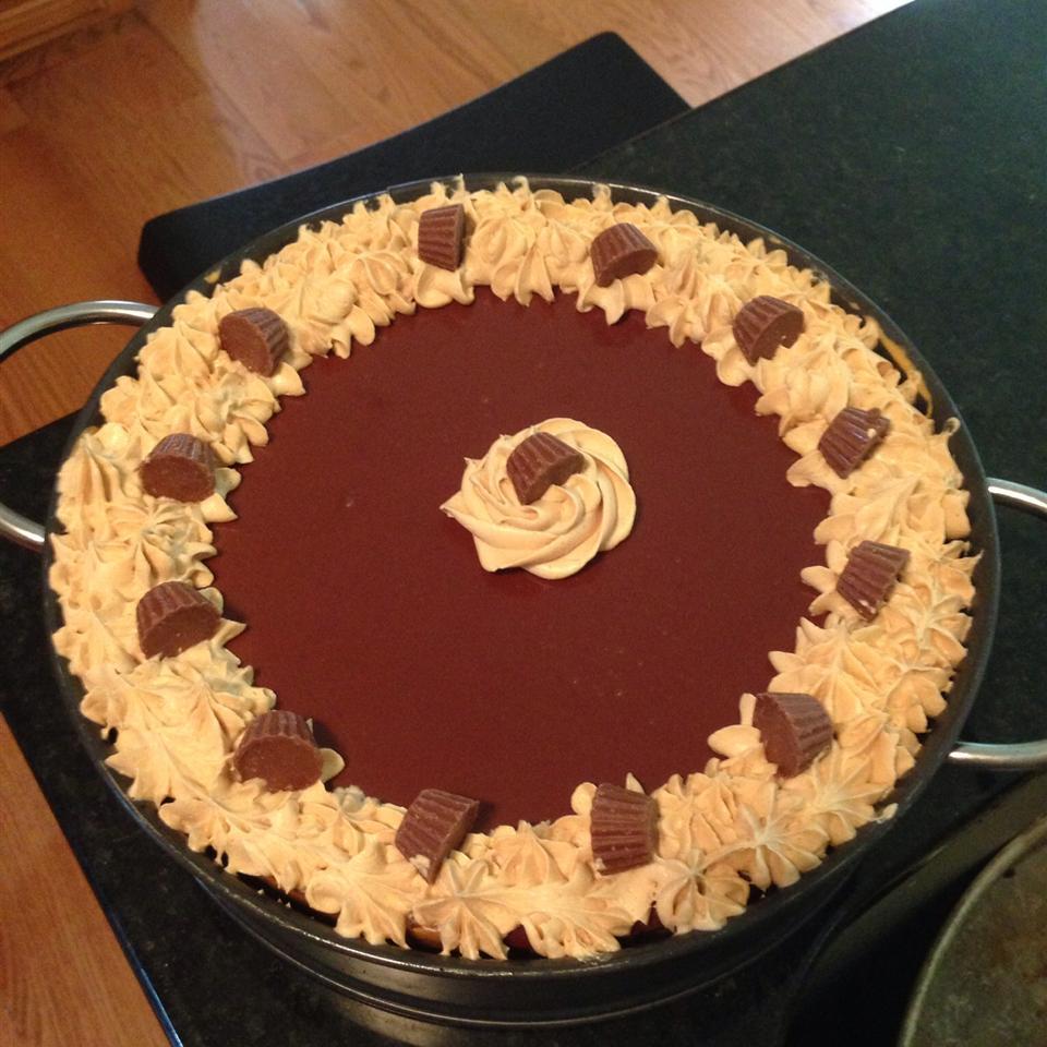 Frozen Peanut Butter Cheesecake sanzoe