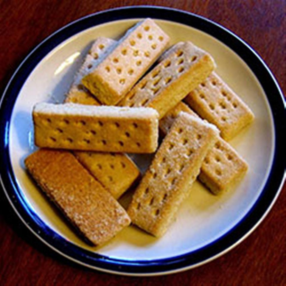 Brown Sugar Shortbread Trusted Brands