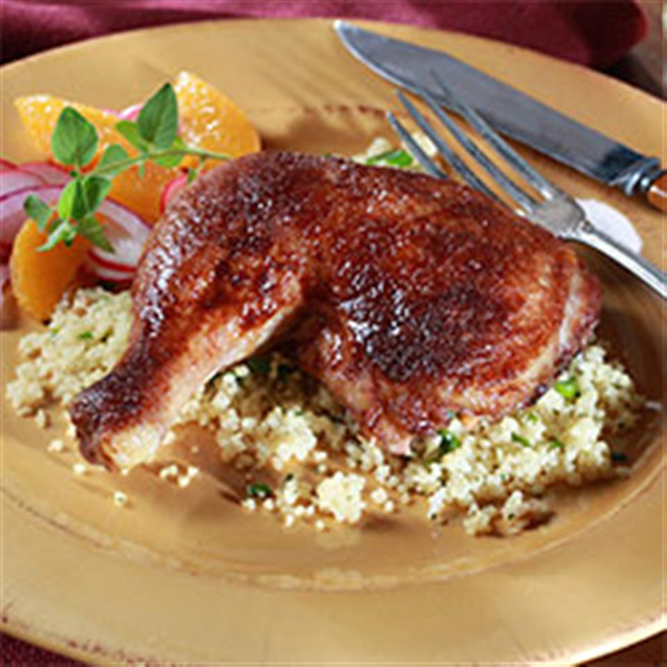 Roasted Chicken with Chipotle Cocoa Rub Trusted Brands