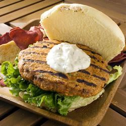 Thai Chicken Burgers Trusted Brands