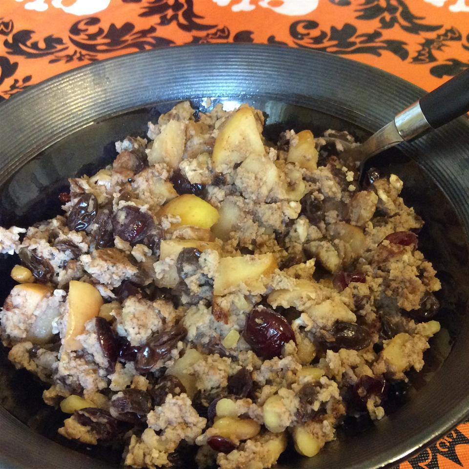 Paleo Oatmeal (Not Really Oatmeal At All) malissa