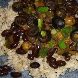 Amy's Spicy Beans and Rice BobK