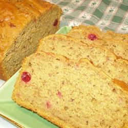 Cranberry Pumpkin Bread Muffinmom