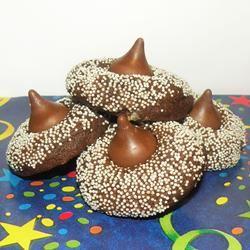 Chocolate Thumbprints II