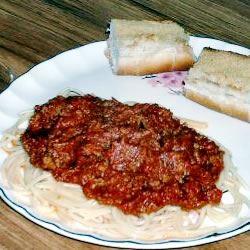 Spaghetti Italian Erimess
