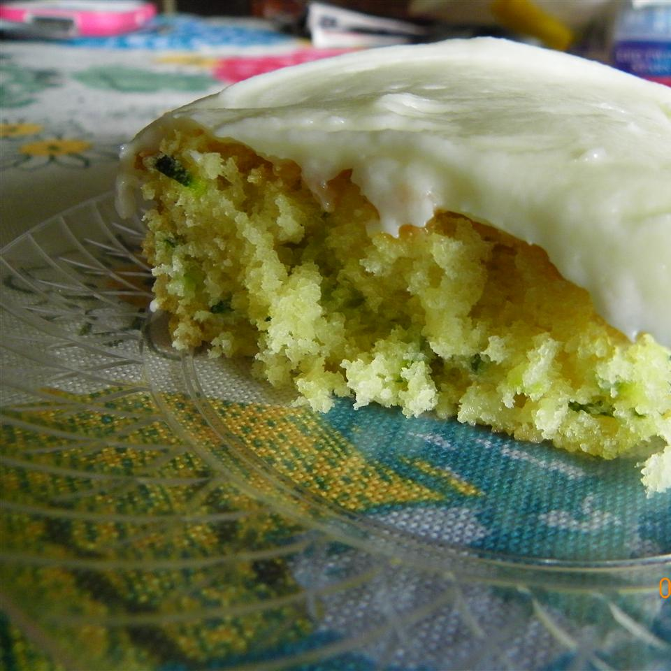 Lemon-Zucchini Texas Sheet Cake