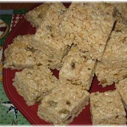 Indian Spiced Rice Treats CRUISEM