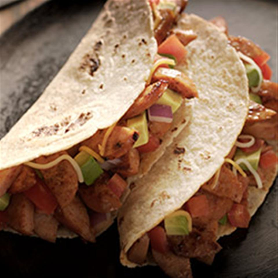 Smoked Sausage Tacos Trusted Brands