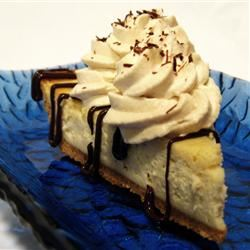Creamy Cheesecake jeffrey
