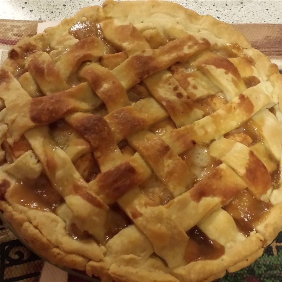 Grandma Ople's Apple Pie Rebekkah Carrillo