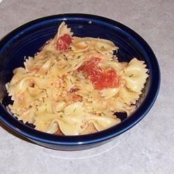 Spicy Crab Pasta Kristin Cather