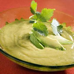 Avocado and Cilantro Soup Allrecipes Trusted Brands