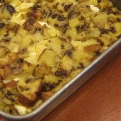 Apple Raisin French Toast Strata Kristina72913