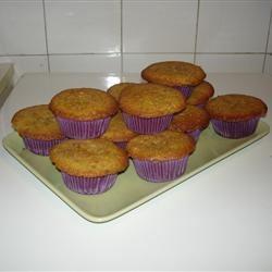 Maple Walnut Muffins Ágnes Dira