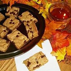 blonde brownies iv recipe