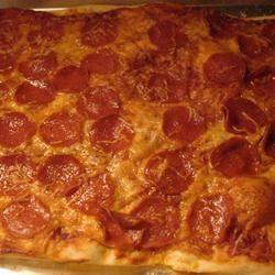 Pizza Crust for the Bread Machine II Reba2411