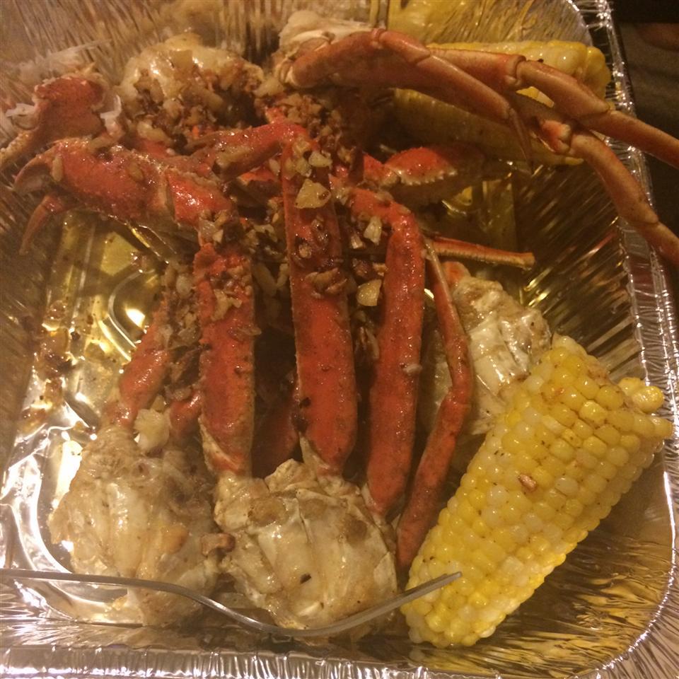 Garlic Crab Legs Keena316