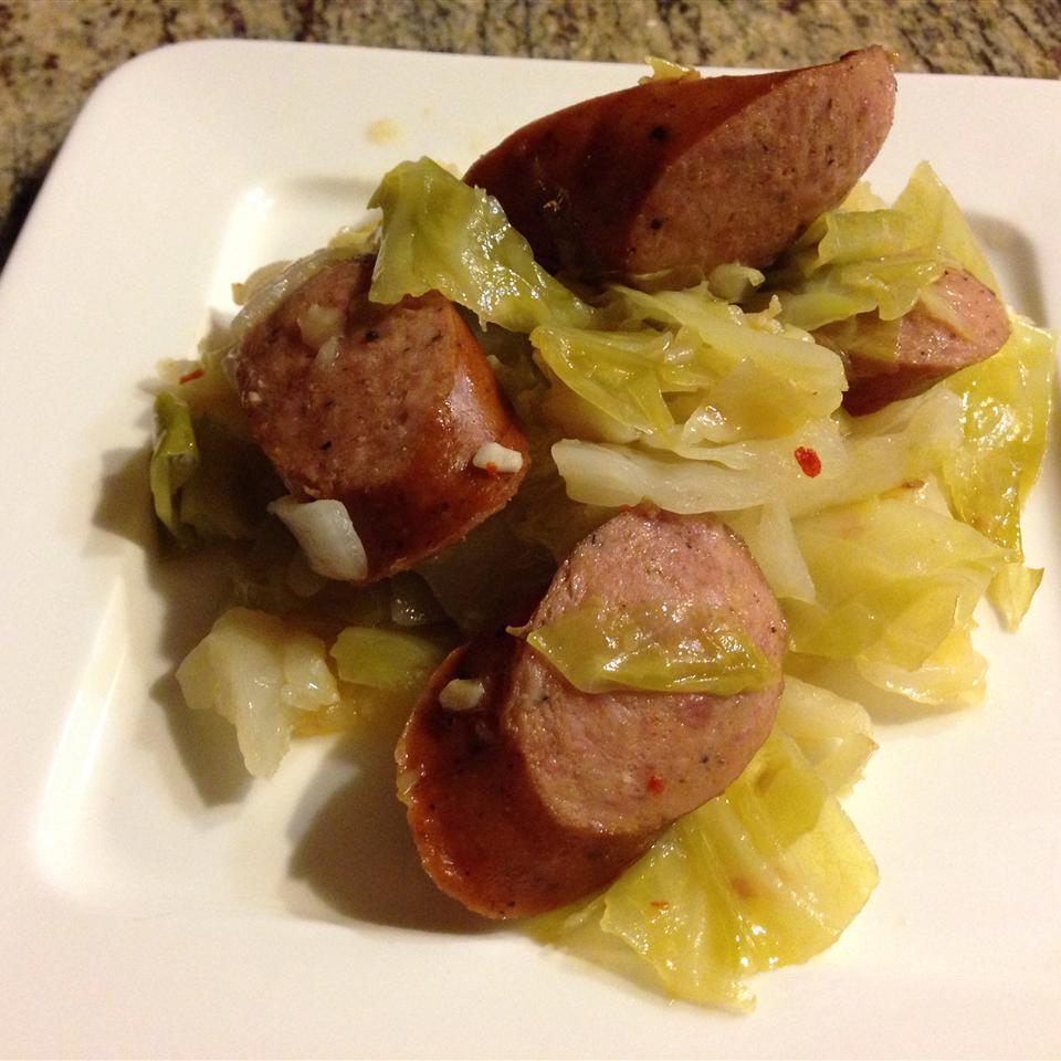 Kielbasa and Cabbage Ikal Jett