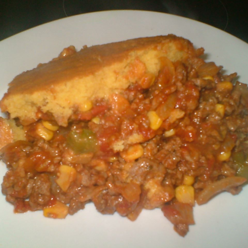 Barbeque Beef Casserole