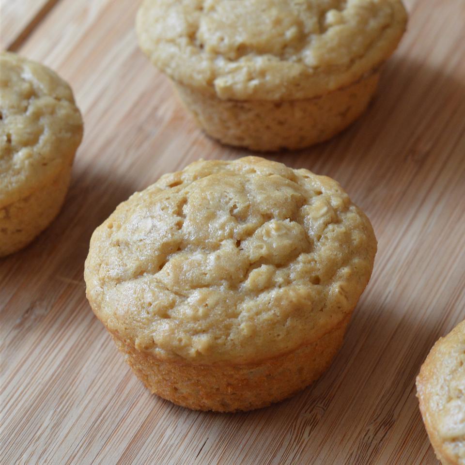 Aunt B's Peanut Butter Muffins