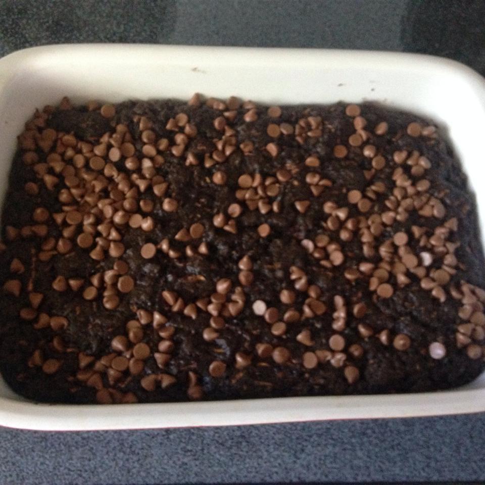 Zucchini Brownies Jen