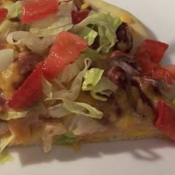 Taco Pie Pizza Amy Brolsma