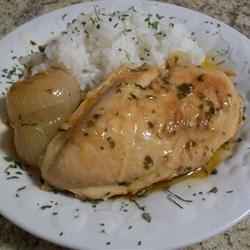 Greek Chicken Stew (Stifado) Gracey