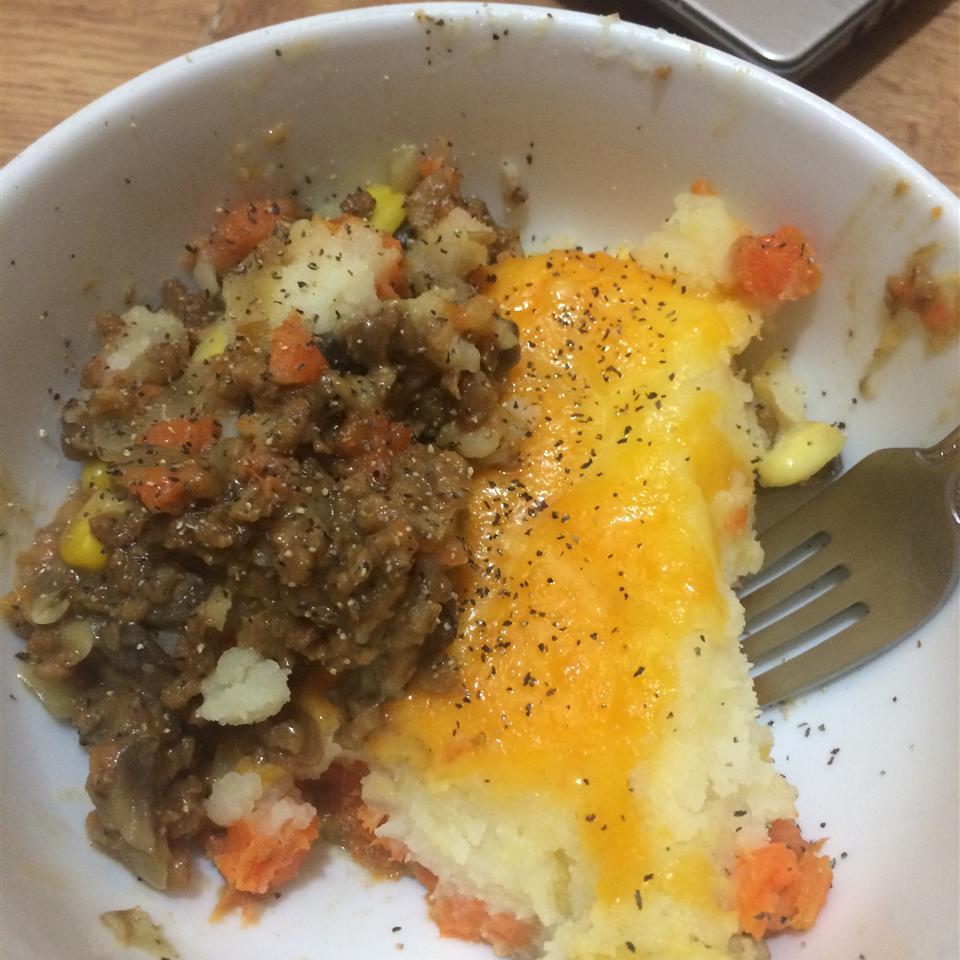 Shepherd's Pie VI Angie Bunn