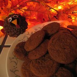 Ginger Snap Cookies CATIETOD