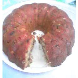 Southern Praline Pecan Cake ANGELWINGS