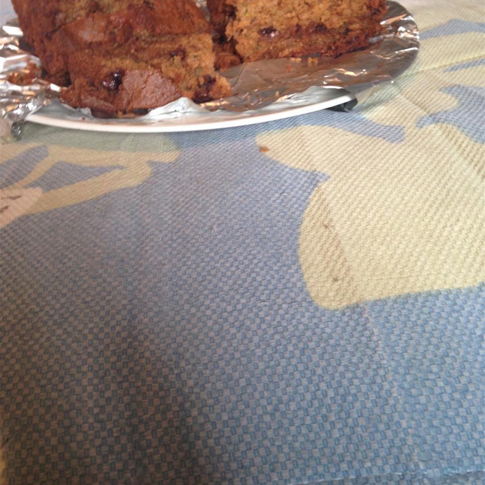 Abby's Super Zucchini Loaf Janet Aspler