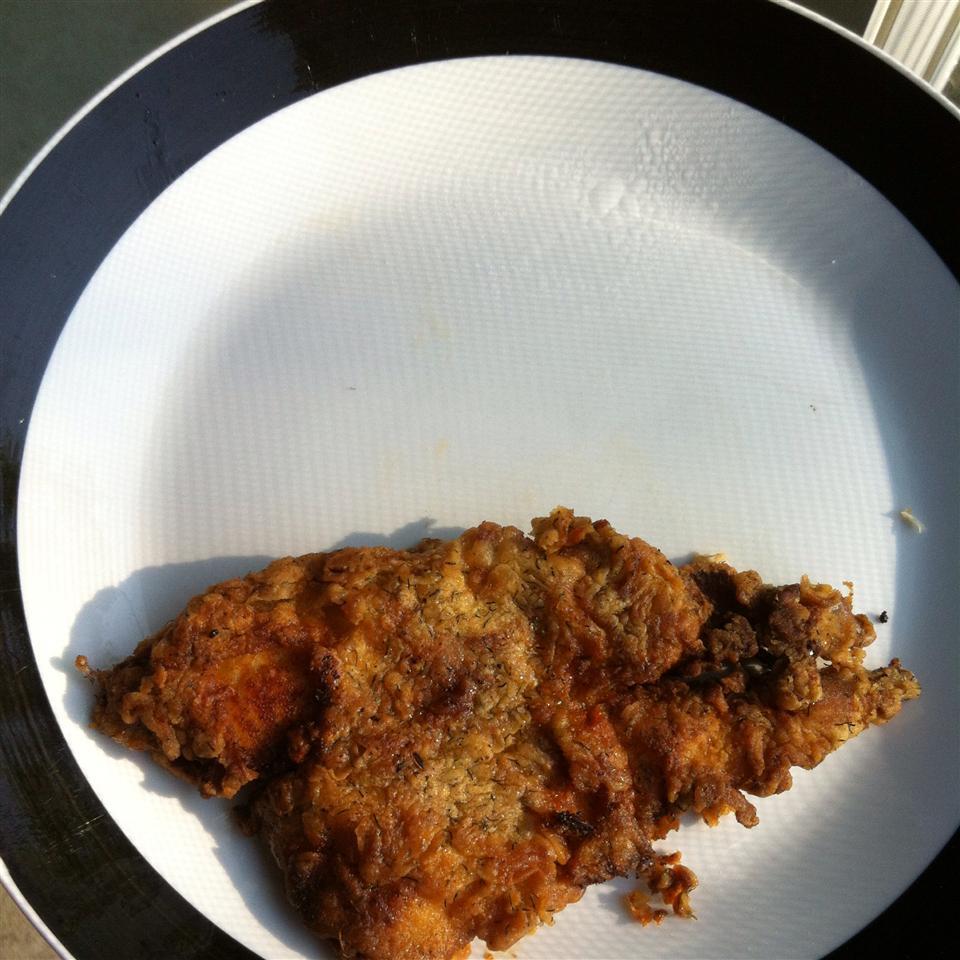 Marinated Fried Fish Paul