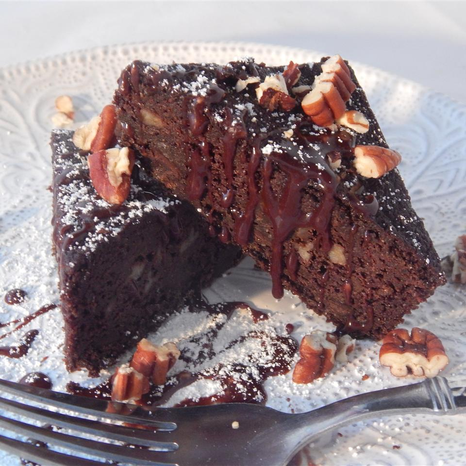 Amazing Chocolate Quinoa Cake!