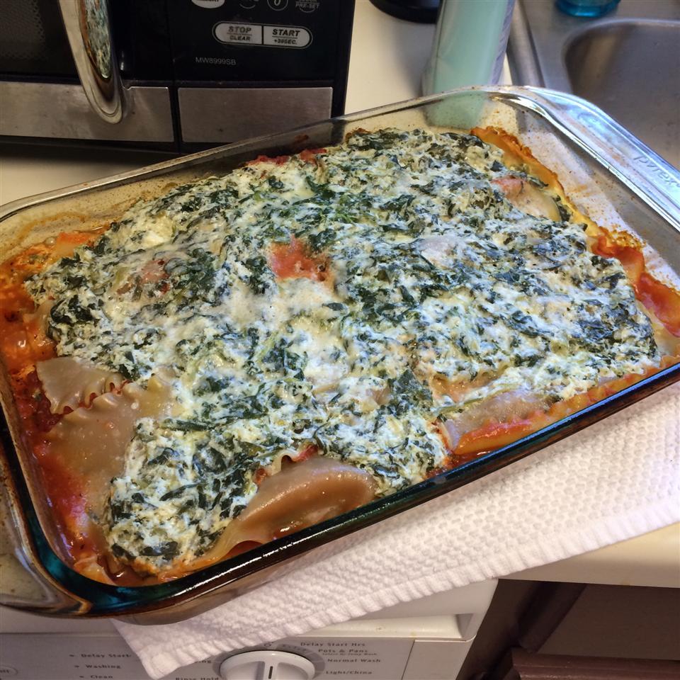 Spinach Lasagna II Brooke