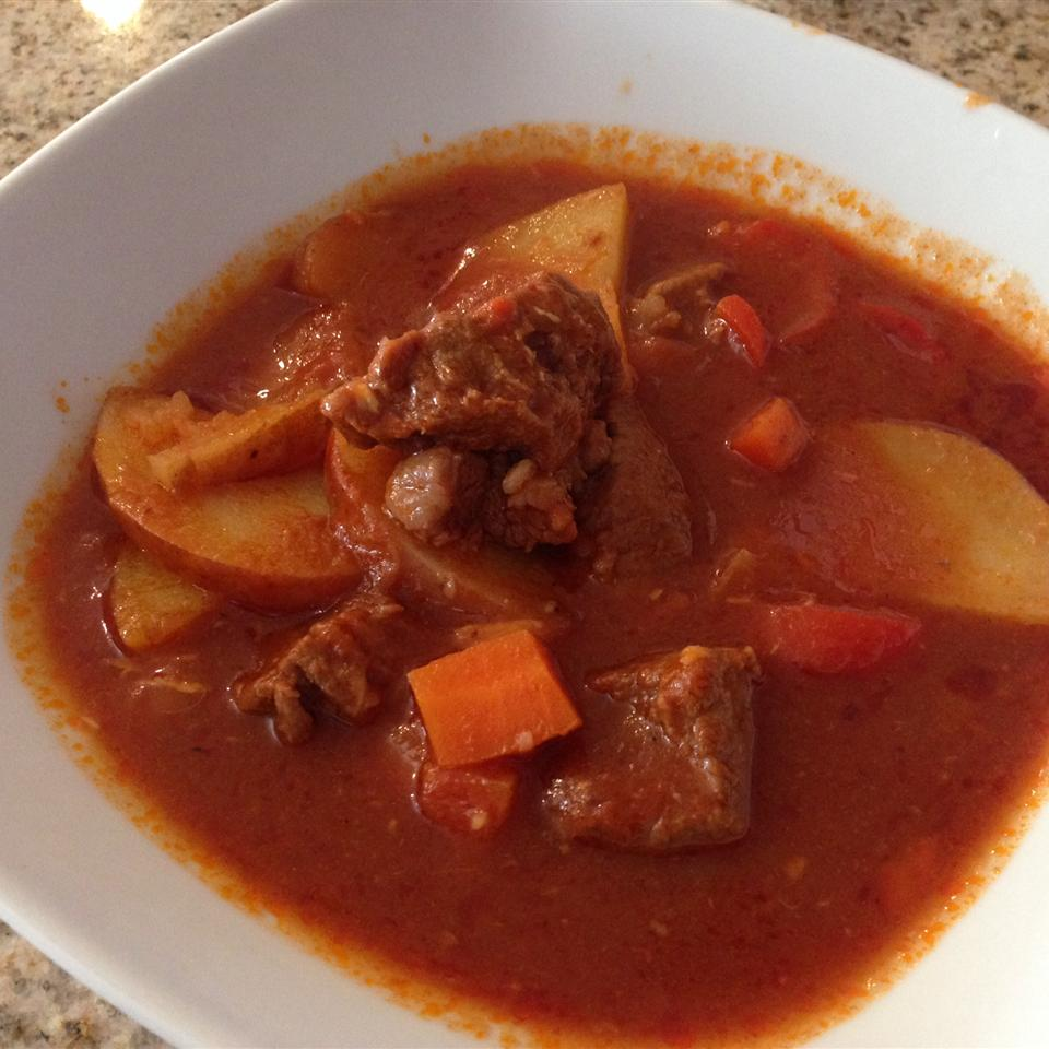 Hungarian Goulash I