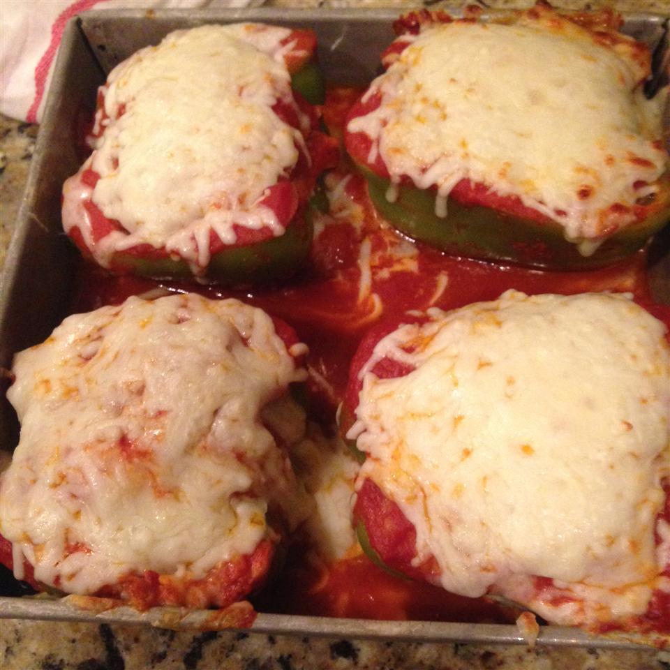 Italian-Style Stuffed Peppers