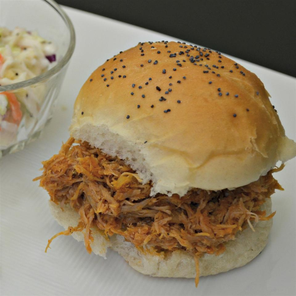 Awesome Pulled Pork BBQ