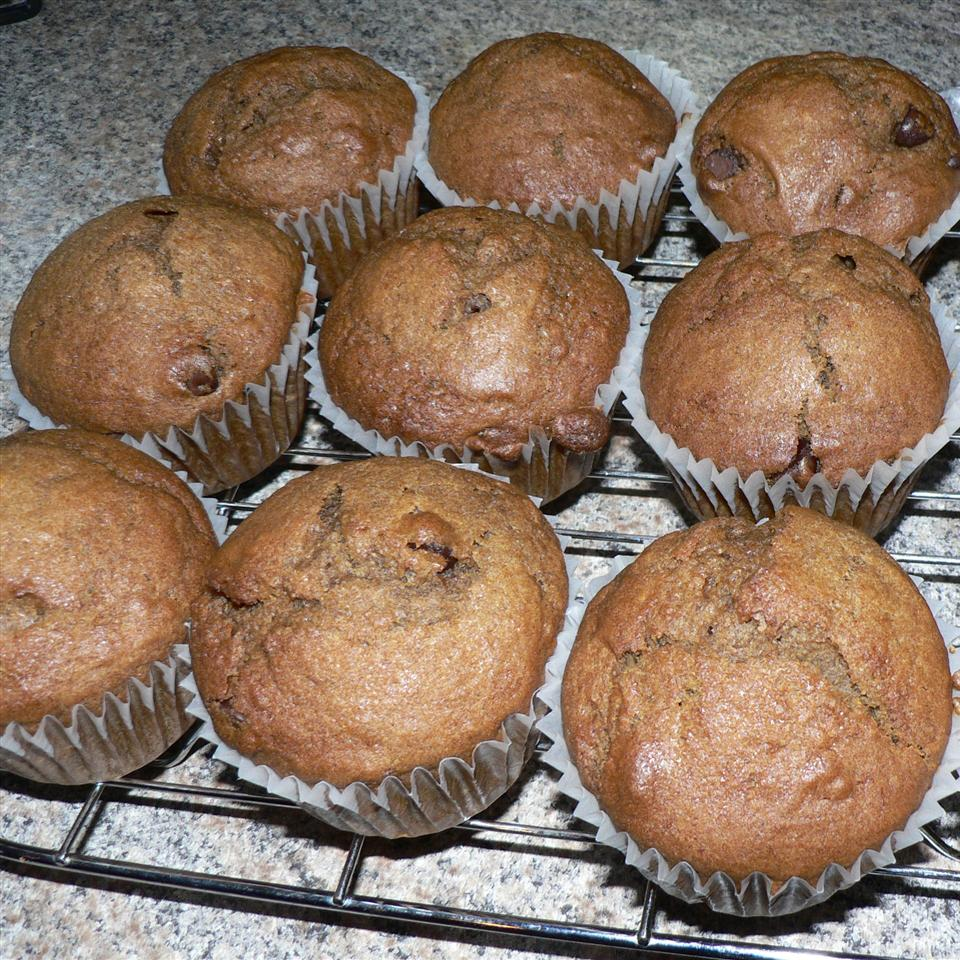 Pumpkin Spice Coffee Muffins langstonjd