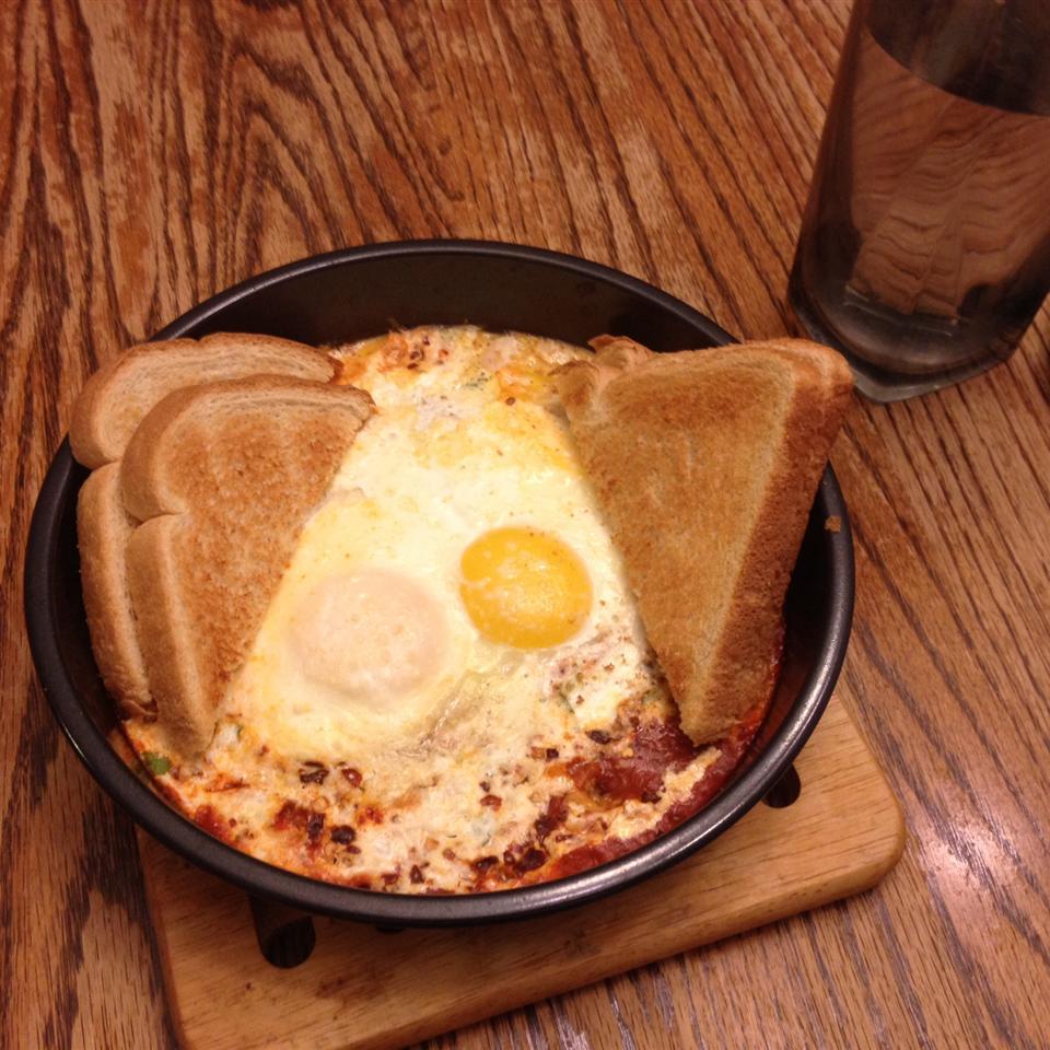 Chef John's Baked Eggs
