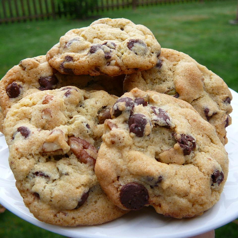 Zippy Chocolate Chip Cookies Molly