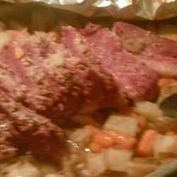 Corned Beef Roast ariadna